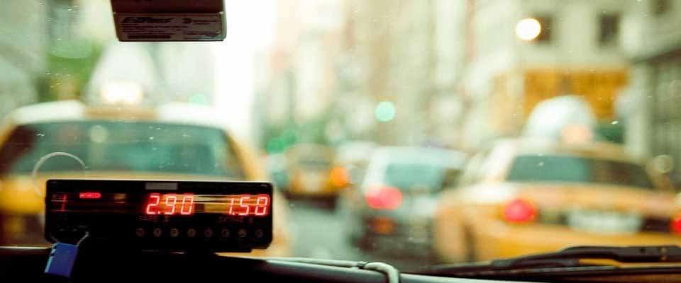 Taxi tarifa (viteldíj) és menetidő becslő kalkulátor