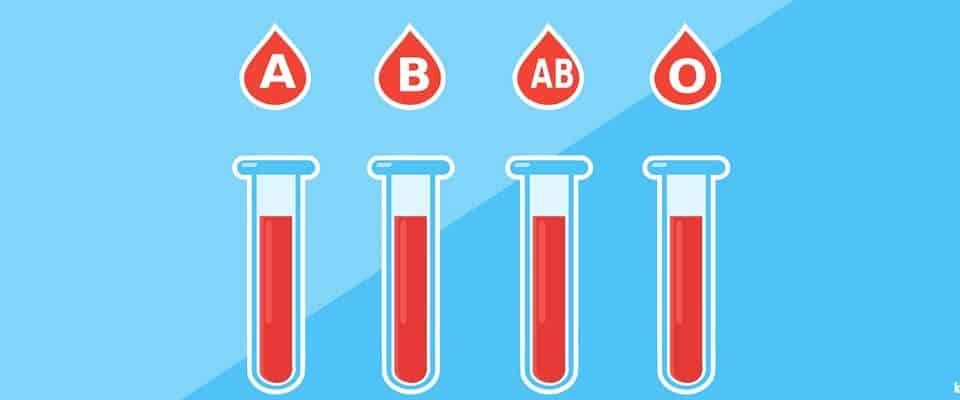Vércsoport kalkulátor: gyermek vércsoportjának kiszámítása