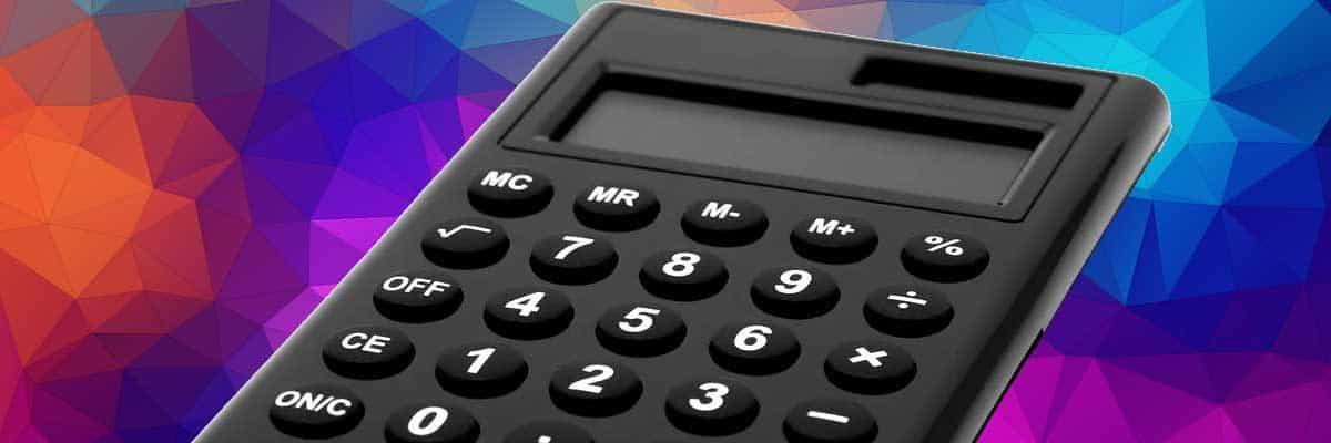 Online számológép
