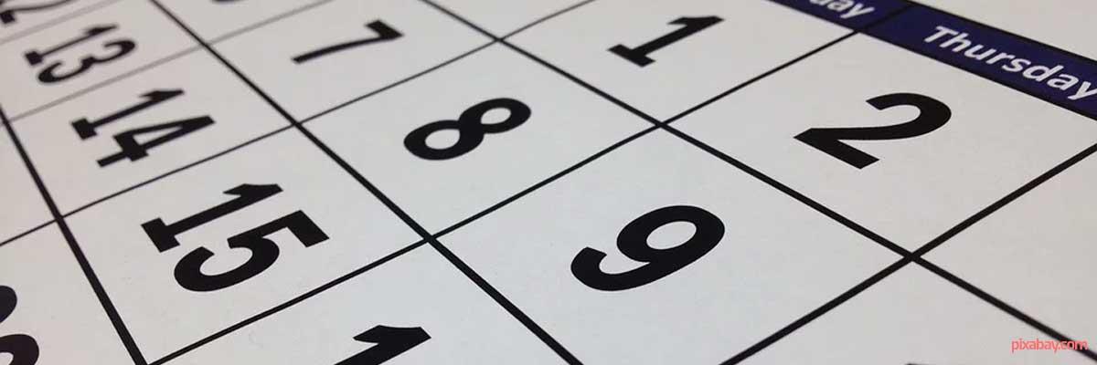 Milyen hét van ma? Kalkulátor