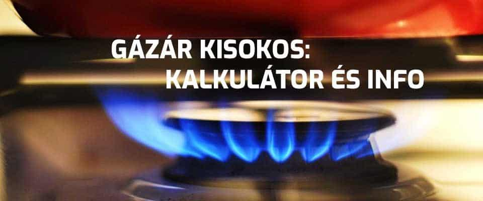 Gázszámla kalkulátor: Mennyi 1 m3 gáz ára?
