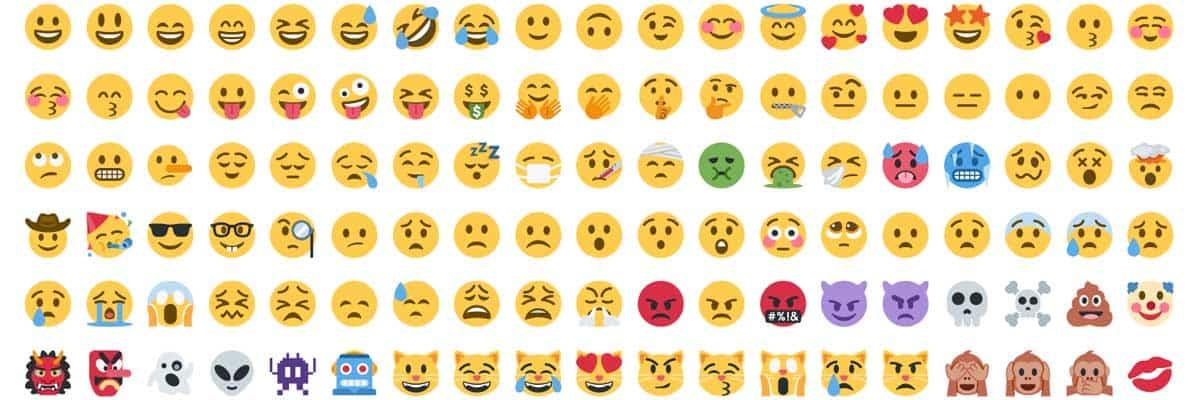 Emoji Copy - Az emoji jelek keresője